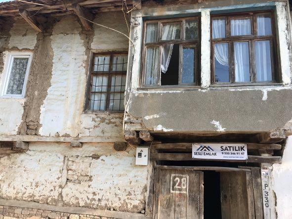 Masır da Satılık Kerpiç ev ve bahçesi  2083 m2